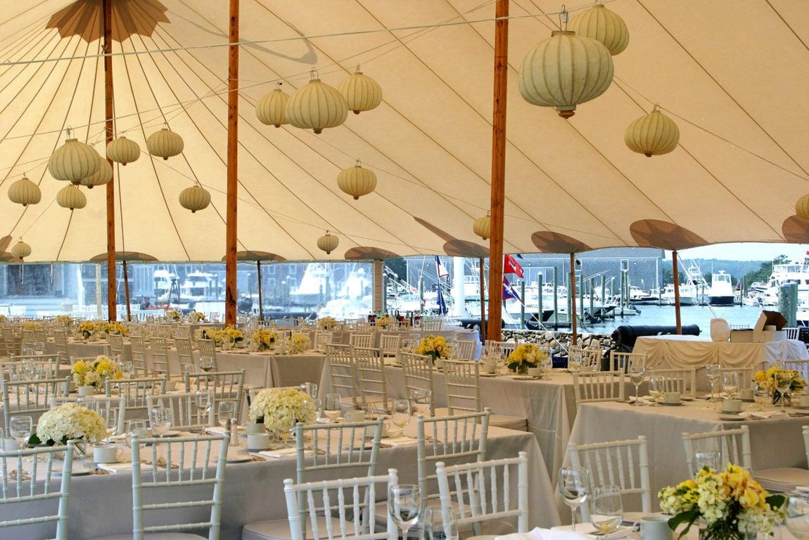 Elegant Seaside Wedding