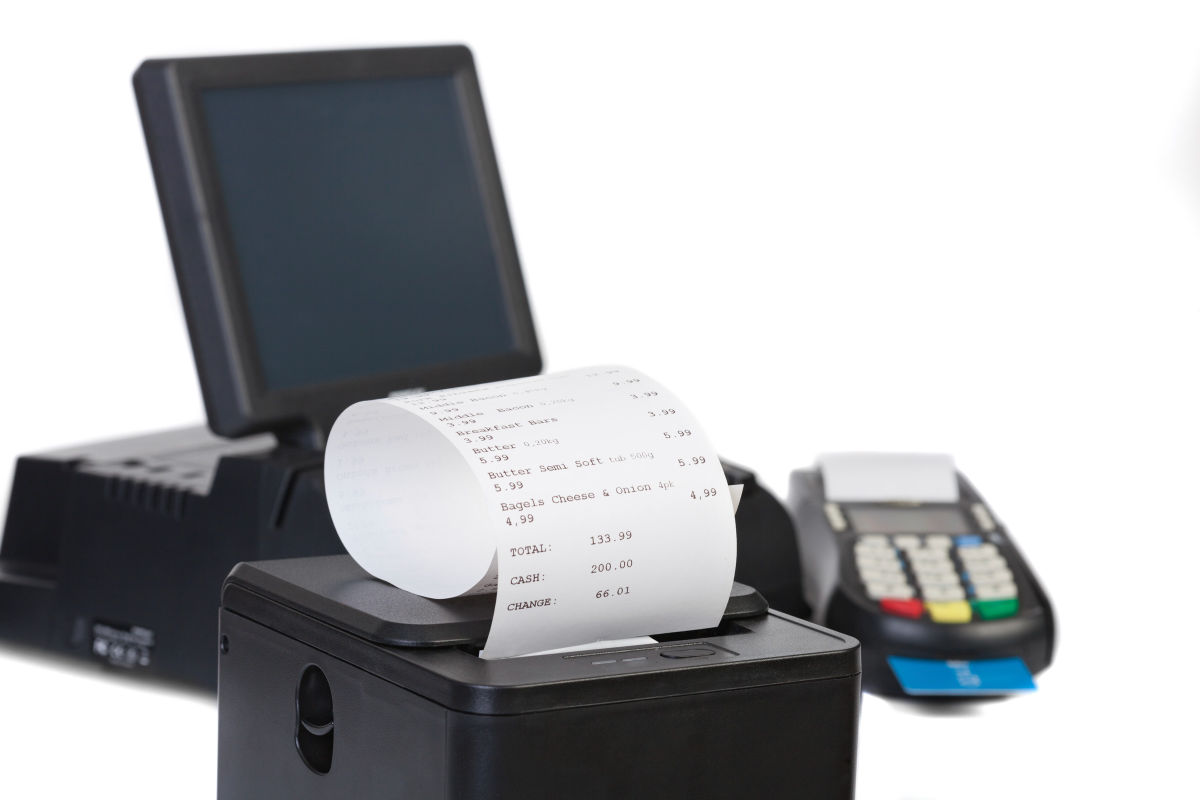 A wide range of receipt printers are compatible with Windward System Five
