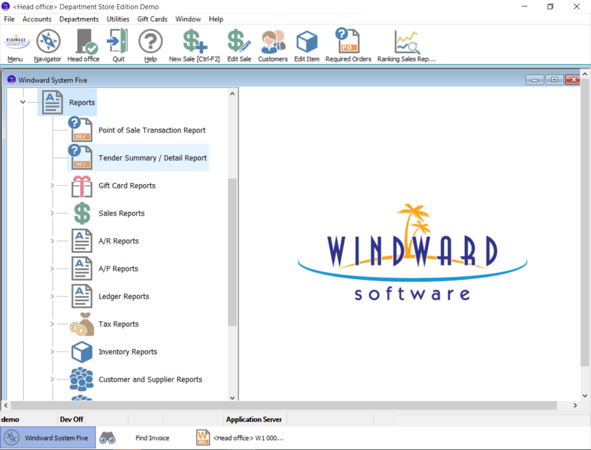 Windward is packed with a package of standard reports to gain real insight, but custom reports can be created and exported too.