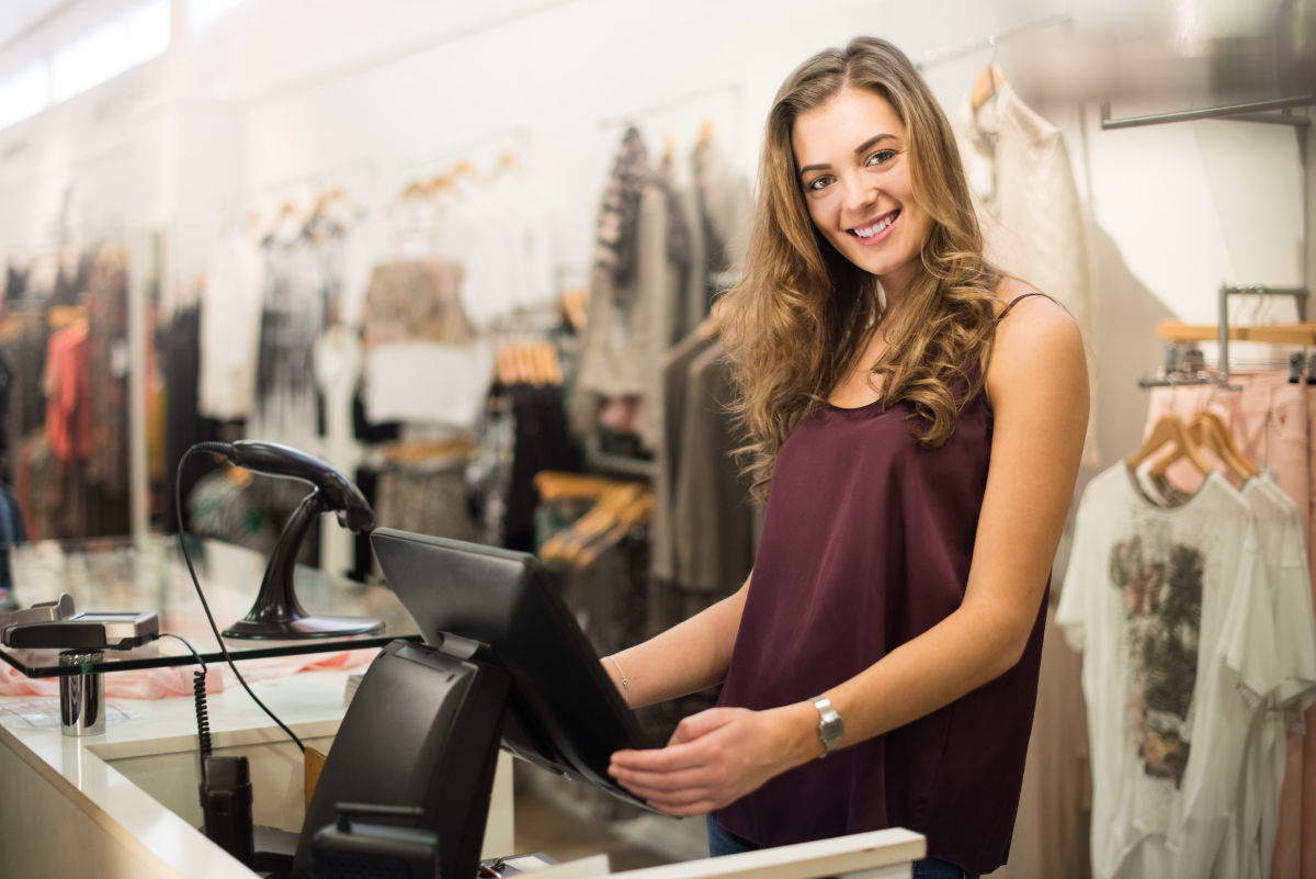 Windward's POS software works with a wide range of hardware to fit your business